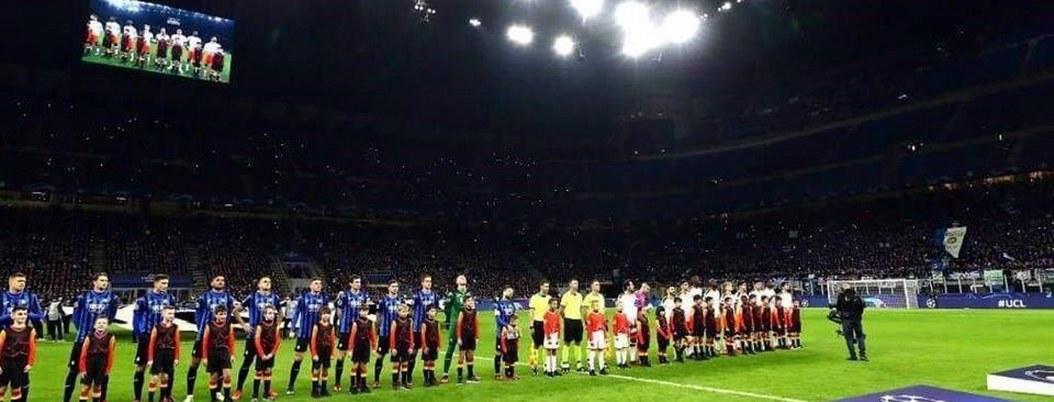 Partido de futbol culpable de propagar coronavirus en Italia