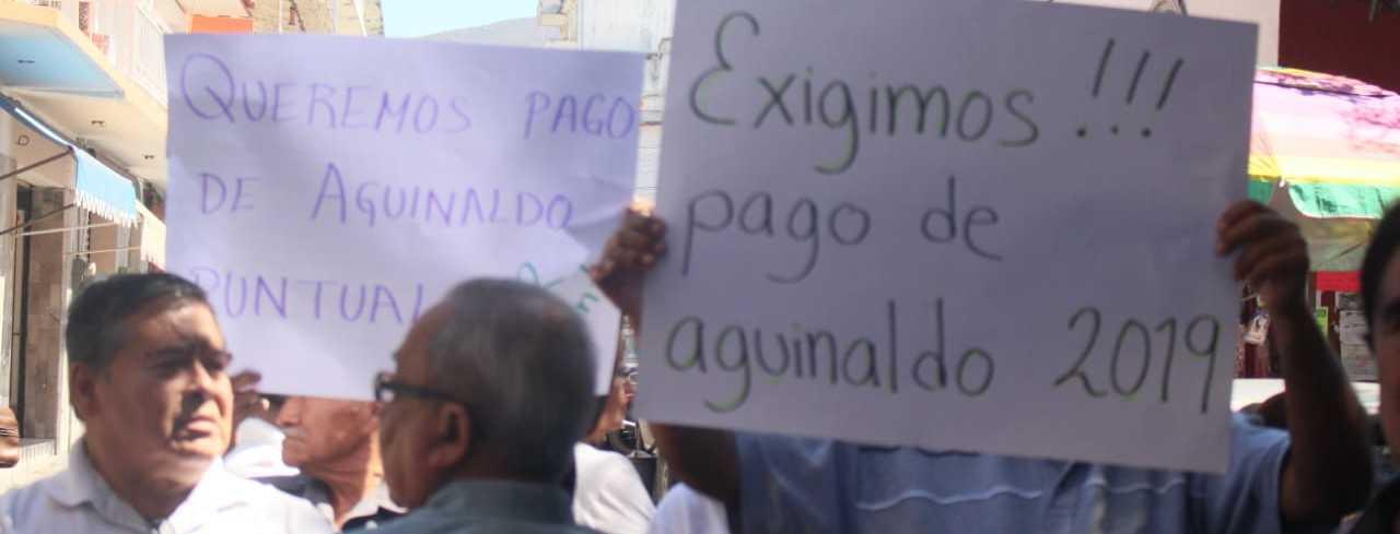 Bloqueos paralizan el centro de Chilpancingo