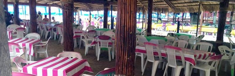 Por epidemia, restaurantes de Acapulco atenderán solo a 15 clientes