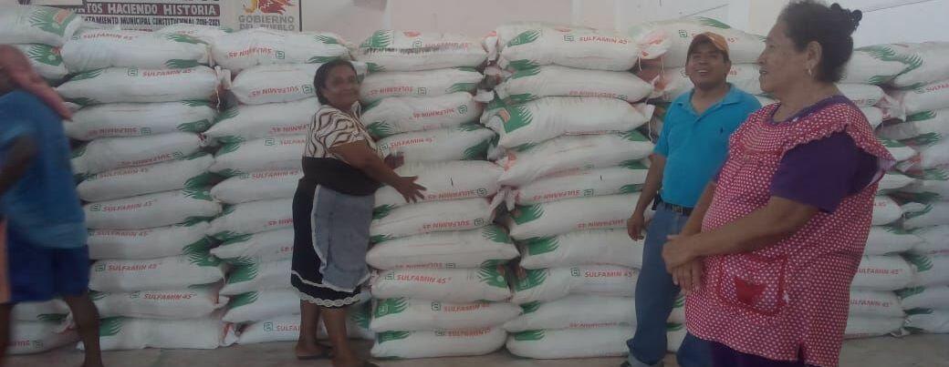 Sader inicia proceso para entrega de fertilizante 2020