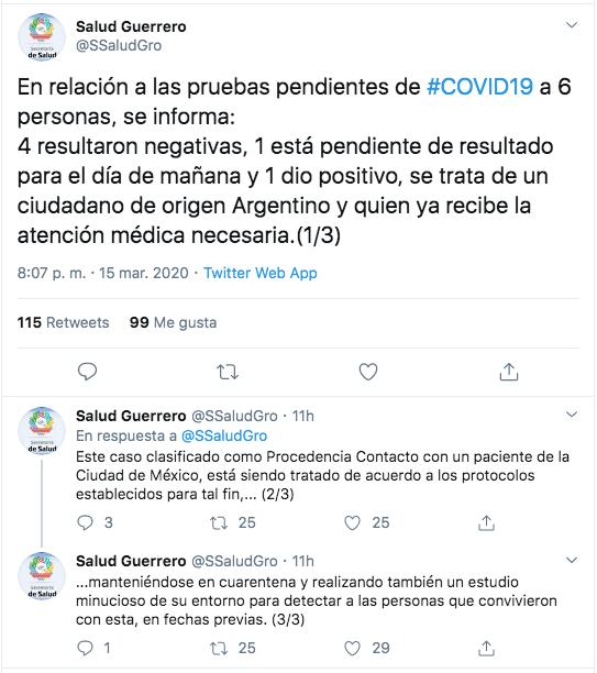Acapulco registra primer caso de Covid-19;ocupación hotelera al 93% 1