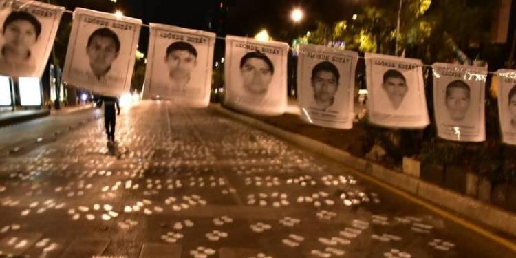 A 68 meses de Ayotzinapa, no hay avances pese a nuevo gobierno, denuncian 1