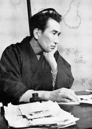 Osamu Dazai, un rostro que vivió siempre muerto 2