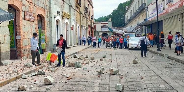 réplicas en Oaxaca
