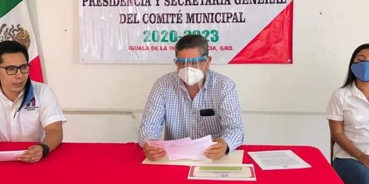 PRI-Guerrero alista renovación de dirigencias municipales rumbo a elección 1