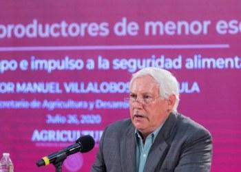 Sader reconoce respaldo de Pablo Sandoval a programa de fertilizante 2