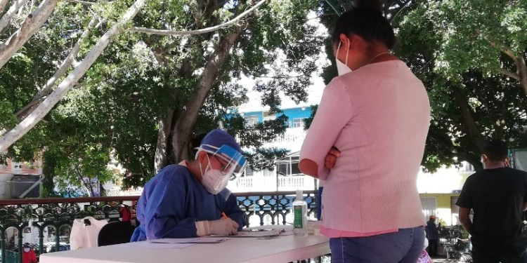 Diariamente se contagian de covid 8 trabajadores de salud en Chilpancingo 1