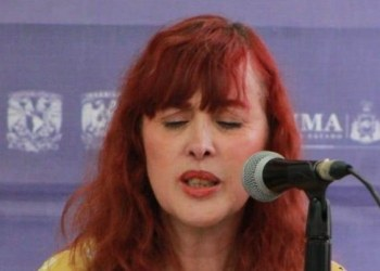 La poesía mexicana, un ente extraño, multiforme y fantástico: Roxana Elvridge 13