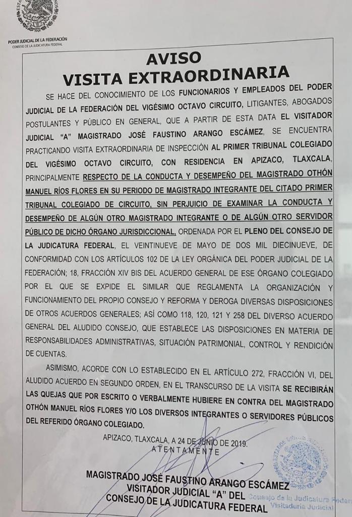 Judicatura envía magistrados corruptos a Guerrero como castigo 2