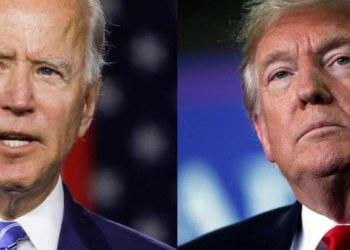 Encuesta revela que Biden supera a Trump por 16 puntos 9
