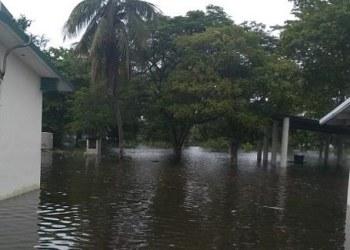 Descienden todos los ríos en Tabasco; pronostican lloviznas 4