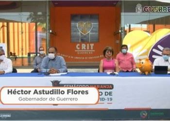 Guerrero cierra la semana con 21 mil 206 contagios de Covid-19 5