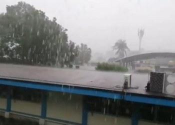 Lluvias en Tabasco se mantendrán hasta el viernes 10