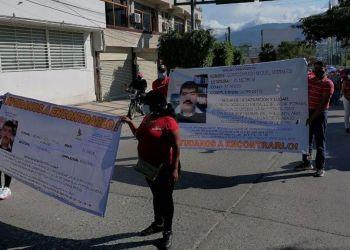 Familiares de químico desaparecido en Chilpancingo exigen su presentación con vida 5