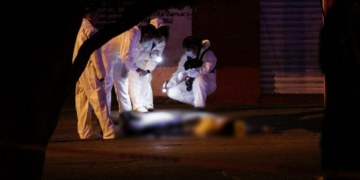 Matan a balazos a un hombre en la carretera México-Cuernavaca 5