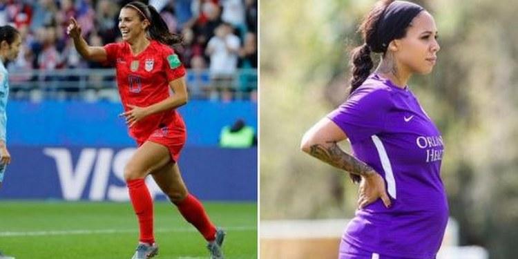 FIFA establece una baja de maternidad para las futbolistas 1