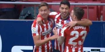 Atlético de Madrid vence al Elche; sigue liderando la Liga 10