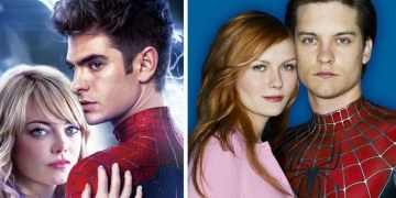 elenco de Spiderman