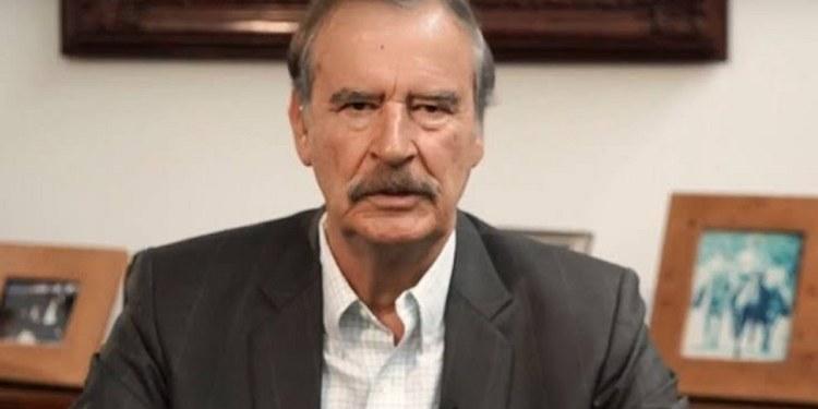 """""""Detrás de la Línea 12 hay corrupción y engaño"""", critica Vicente Fox 1"""