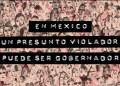 Contra la candidatura de Félix Salgado
