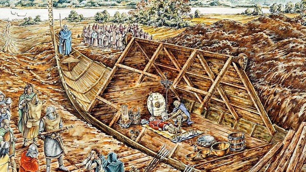 El tesoro de Sutton Hoo, la tumba altomedieval más rica de Europa 5