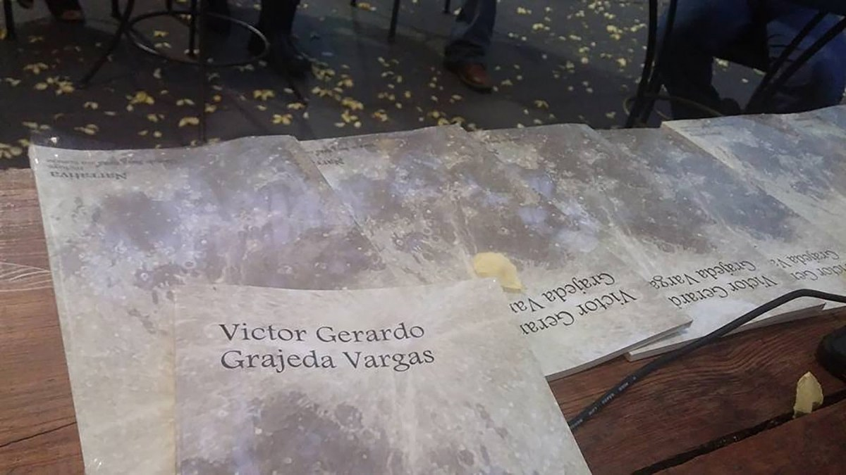 Gerardo Grajeda, la imborrable presencia de un poeta que llegó del centro 7