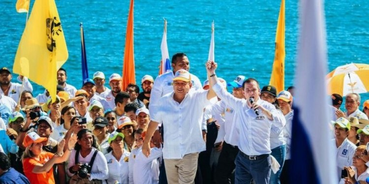 Luis Walton, el traidor y oportunista que ambiciona la candidatura de Félix Salgado 1