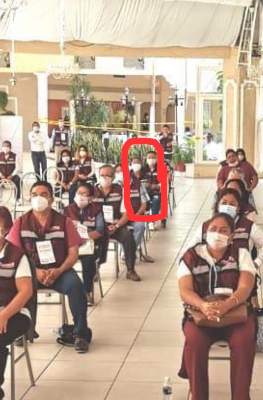 Funcionarios de Bienestar participaron en acto político de Félix Salgado en Chilpancingo 3