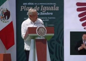 """""""Todavía no sabemos dónde están los normalistas de Ayotzinapa"""", reconoce AMLO en Iguala 6"""
