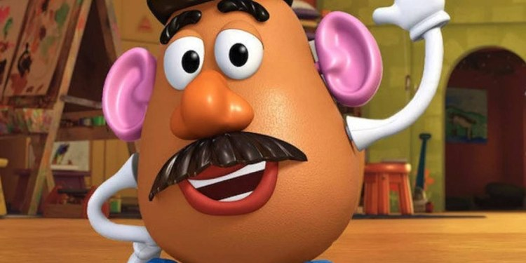 Señor Cara de Papa, de Toy Story, tendrá género neutro 1