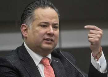 Santiago Nieto llama a mexicanos a votar para enjuiciar expresidentes 5