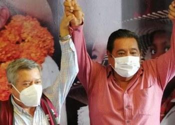 Candidaturas impuestas por Marcial y Félix no están siendo respaldas: Ríos Saucedo 7