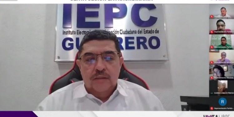 IEPC aprueba registro de Félix Salgado sin certeza de cumplir con la Ley Electoral local 1