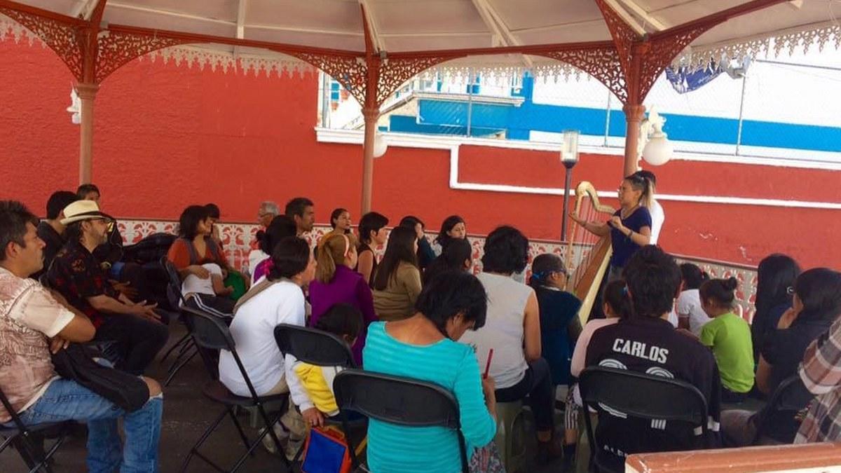 Jóvenes Orquestas, un proyecto para la formación del ser, dice especialista en pedagogía 1