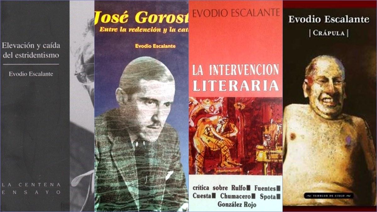 Lo que falta a la poesía mexicana es crítica: Evodio Escalante 4
