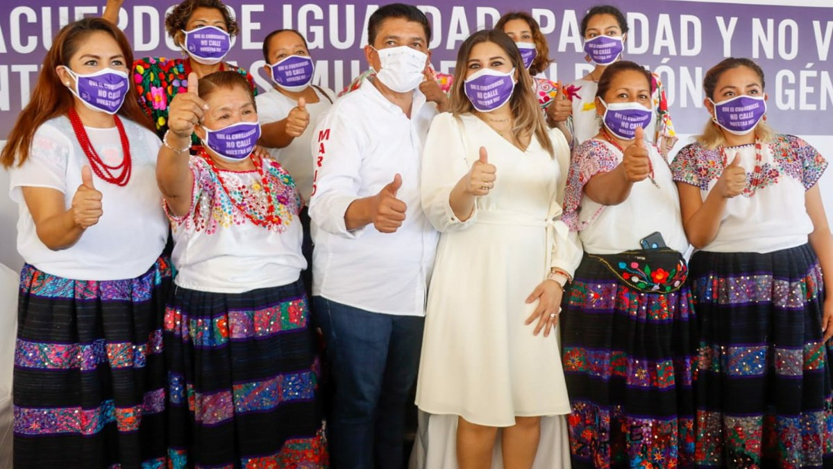 El priista Mario Moreno apunta a violencia de género en Morena; apuesta a la paridad, dice 1