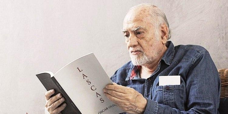 Óscar Oliva: los poetas por llegar a la concisión están llegando a la perdición 1