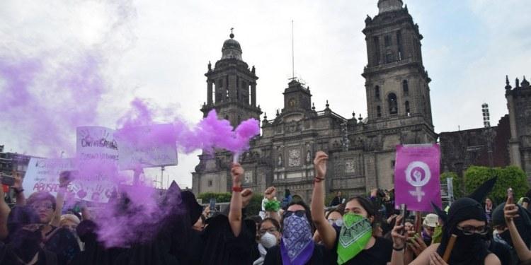 Mujeres marcharán el 8M contra la violencia de género en estos estados de México 1
