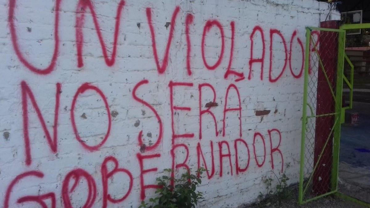 Victima que denunció a Félix Salgado hará público video del abuso sexual 1