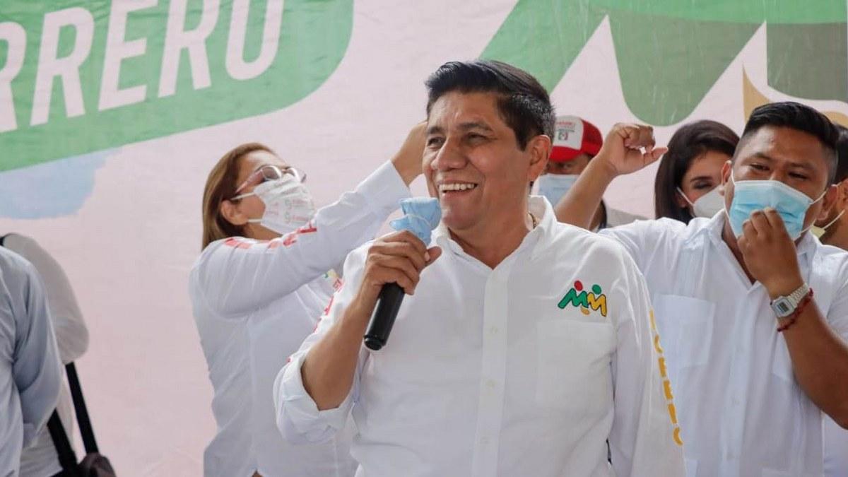 Mario Moreno, el candidato de los jóvenes de Guerrero, 'habrá un antes y un después', afirma 5