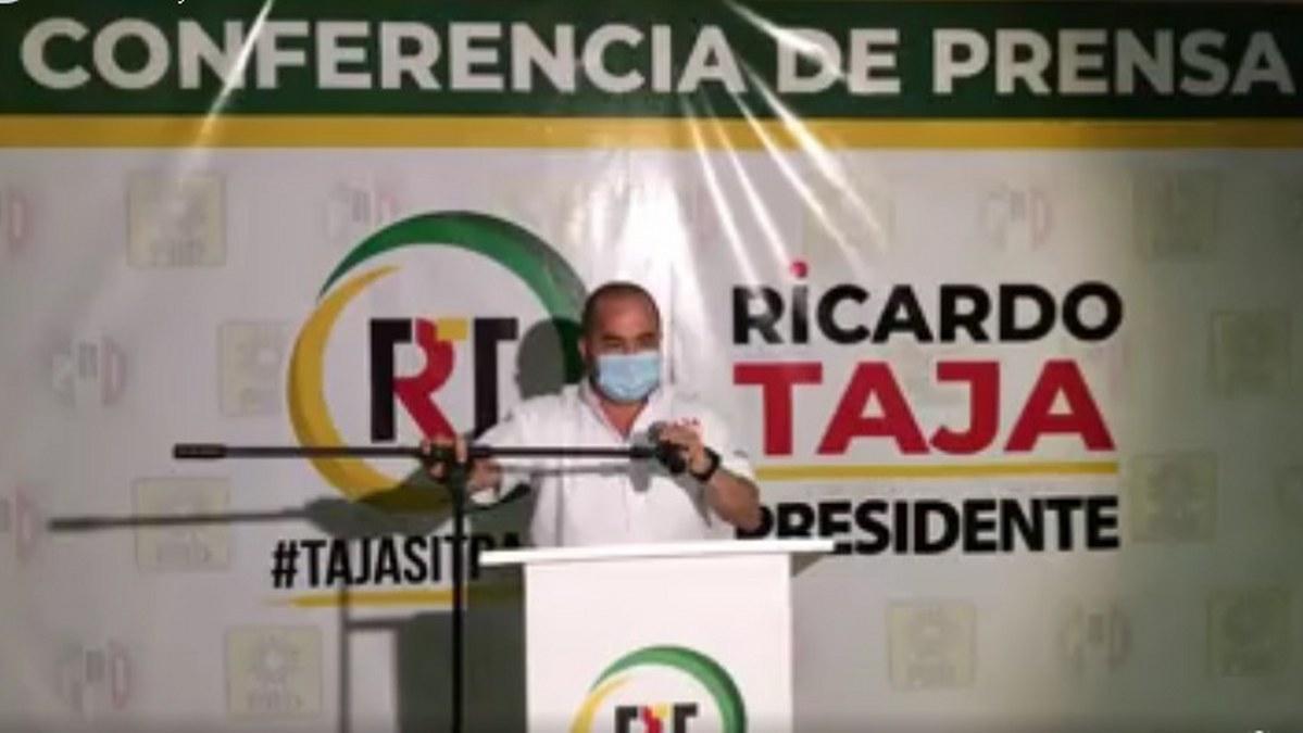 Morena no combatió la corrupción en Acapulco; seguirá ejemplo de AMLO, afirma Ricardo Taja 1