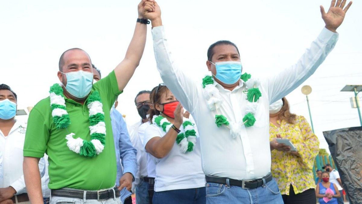 Taja lidera competencia para gobernar Acapulco; suma militancia del Partido Socialista 1