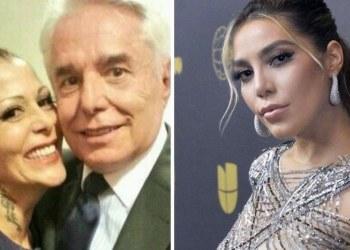 Critican a Alejandra Guzmán por defender a su padre y no a Frida 7