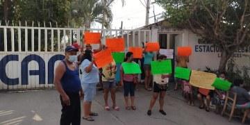 Habitantes de La Sabana llevan más de 20 días sin agua; protestan en la Capama 6