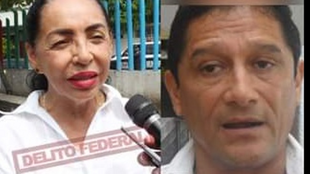 Damaris Ruano e Isaías Arellano