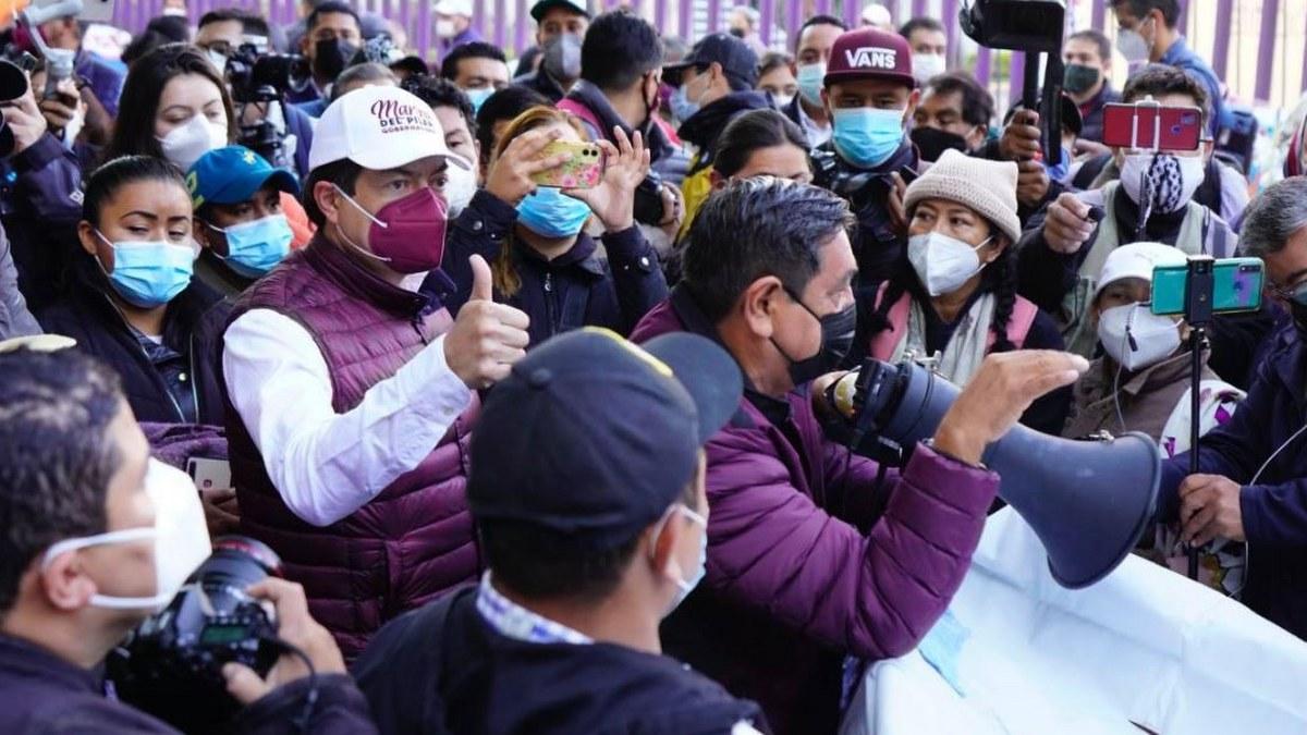 """""""Invocación a la impunidad"""", las movilizaciones de Félix Salgado, acusa PRD 2"""