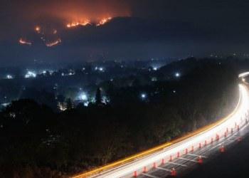 Incendio en Tepoztlán sigue fuera de control; consume más de 234 hectáreas 9