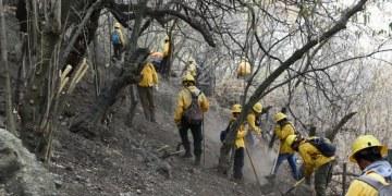 Controlan al 90% el incendio en Tepoztlán, Morelos 67