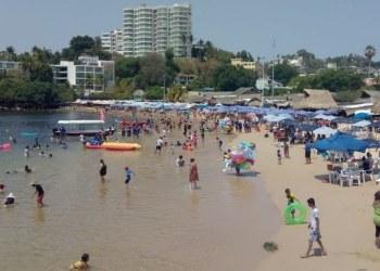 Visitantes no abarrotaron Acapulco en Semana Santa, asegura turismo municipal 10