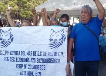 Prestadores de servicios de Puerto Marqués vuelven a denunciar contaminación 8